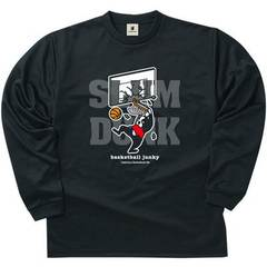 SLAM+5 L/S【BSK18503 BK】