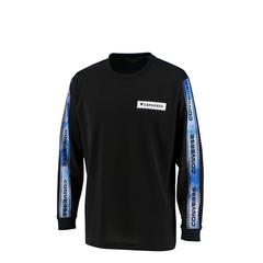 コンバース GSプリントロングスリーブシャツ【CBG292303L 1900B】