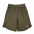 Mewship50【LOGO street shorts】(Khaki×Khaki)