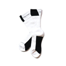 Mewship50【90 socks 019】(WH×BK×AS)