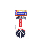 NBA HACHIMURA8&TEAM LOGO DECAL【10259PKG】