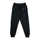 Mewship50【BASIC LOGO】light sweat pants (BK×BG)