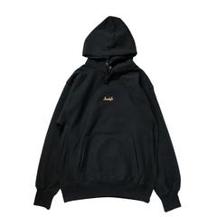 Mewship50【BASIC LOGO 019】pullover (BK×BG)
