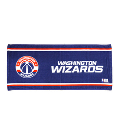 NBA フェイスタオル【WASHINGTON WIZARDS】