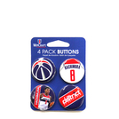NBA Button Set【#8 Rui Hachimura/Wizards】