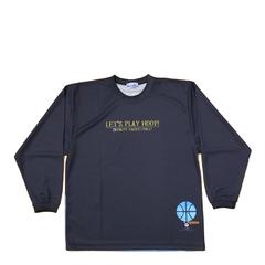 チームファイブ 昇華ロンT「レッツ・プレイ・フープ」【AL-7807】