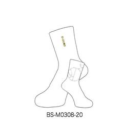 チームファイブ ミドルソックス 「B-GROW」【BS-M0308-20】