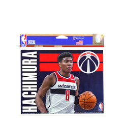 NBA DECAL【#8 Rui Hachimura/Wizards】