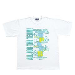 チームファイブ Tシャツ 「オール・フォー・ザ・チーム!」【AT-8208】