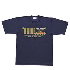 チームファイブ Tシャツ 「ドライブ!」【AT-8301】