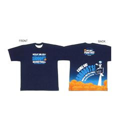 チームファイブ 昇華Tシャツ 「シュート!」【AT-8501】