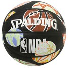 SPALDINGマリ ラバー 6号球 NBAロゴ入り【84-063J】