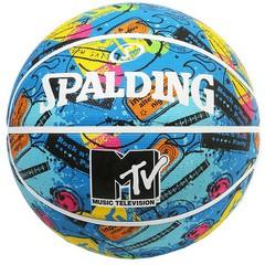 SPALDING MTV ギター ラバー 7号球【84-064J】