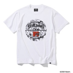 SPALDING Tシャツ MTV イベントパス【SMT200060 WH】