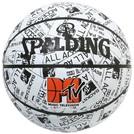 SPALDING MTV イベントパス ラバー 7号球【84-066J】