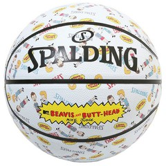 SPALDING ビーバス アンド バットヘッド ラバー 5号球【84-069J】