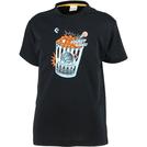 コンバース JRプリントTシャツ【CB401352 1922】