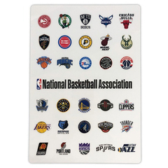 NBA 下敷き ALL 【NBA33603】