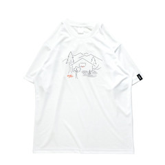 Mewship50 MEWSHIP BASE S/S PL(White×Navy×Orange)