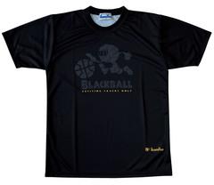チームファイブ Tシャツ 「ブラックボール!」【AT-8807】