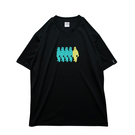 Mewship50 Little MICKYS 019 S/S PL <Black×B.Green× F.Yellow>