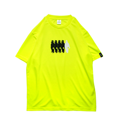Mewship50 Little MICKYS 019 S/S PL <F.Yellow×Black×White >