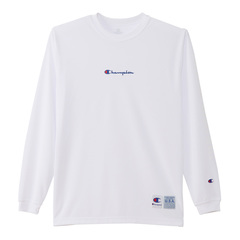 チャンピオン DRYSAVER ロングスリーブTシャツ【C3-SB451 010】