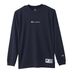 チャンピオン DRYSAVER ロングスリーブTシャツ【C3-SB451 370】