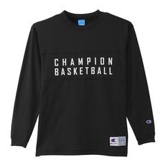 チャンピオン サーマルロングスリーブTシャツ【C3-SB452 090】