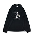 Mewship50 BUBBLE COFFEE L/S PL