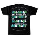 チームファイブ 昇華Tシャツ「リフレッシュ!」【AT-9207】