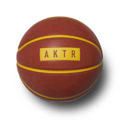 AKTRxTACHIKARA BASIC BALL 7号 ORANGExYELLOW