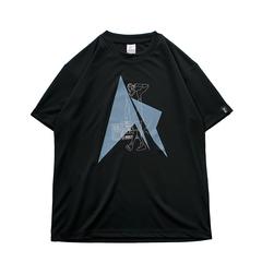 Mewship50 HipHop Philly S/S PL【Black×White×D.Blue】