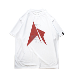 Mewship50 HipHop Philly S/S PL【White×D.Blue×D.Red】