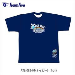 チームファイブ ブラックホール10周年 ネイビー 【ATL-085-01】
