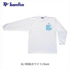 チームファイブ ロンシャツ「ジ・オンリー・フープ」【AL-9008】