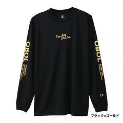 チャンピオン プラクティス ロンT ブラック【C3-UB411 981】