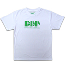 DEFENDERS【DEF LOGO Tシャツ】ホワイト×グリーン