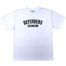 DEFENDERS Tシャツ ホワイト×ブラック