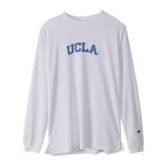 チャンピオン UCLAロンT ホワイト【C3-UB461 010】