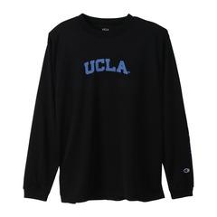 チャンピオン UCLAロンT ブラック【C3-UB461 090】