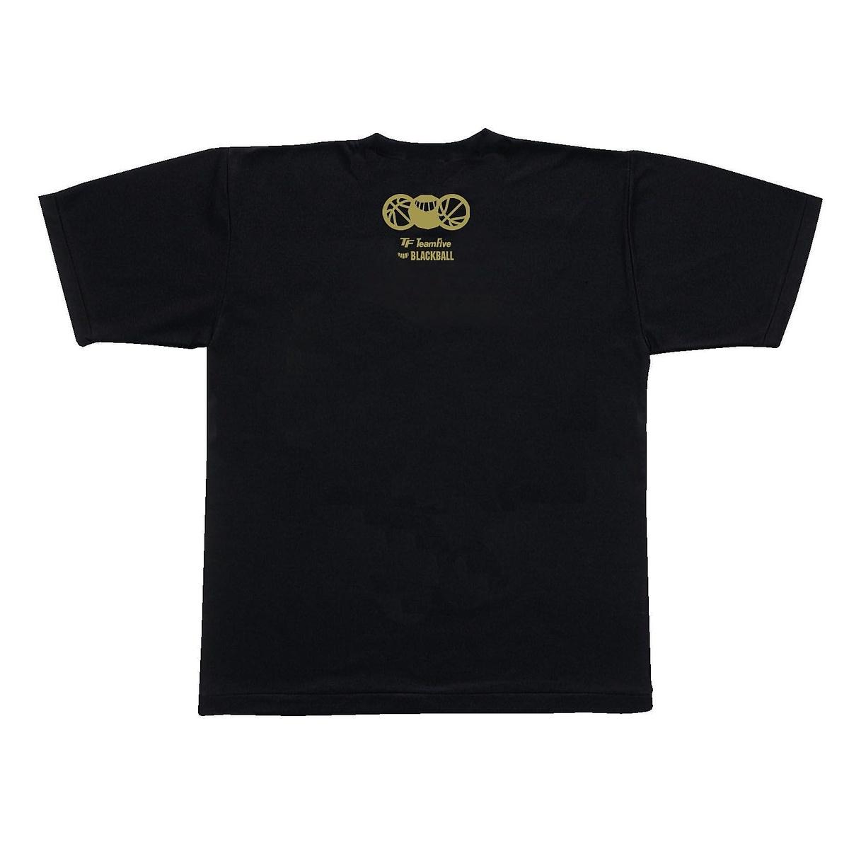 チームファイブ Tシャツ 「バスケットボール」【AT-9307】