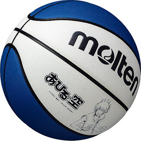 あひるの空×モルテン コラボバスケットボール【B5C3790】5号