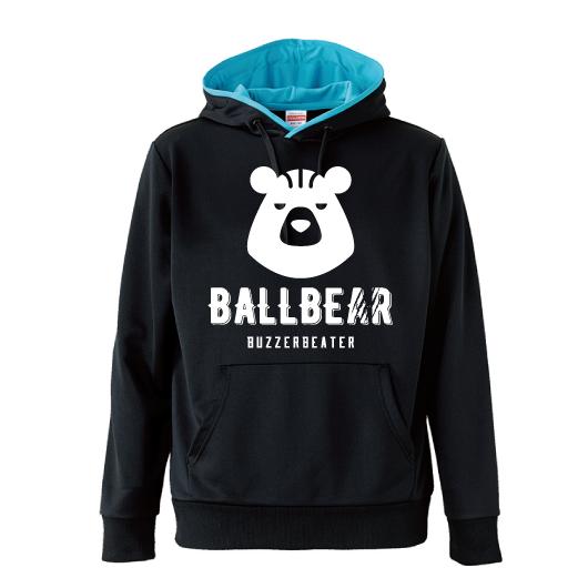 BBオリジナル【BALL BEAR】ドライパーカ