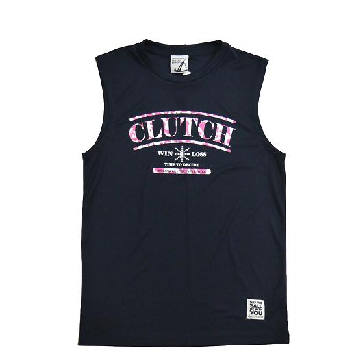 BBオリジナル【CLUTCH】ノースリーブ