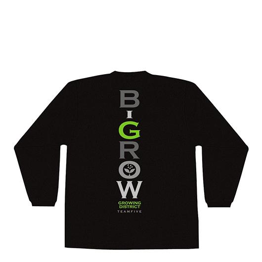 チームファイブ ロンT「B-GROW」【BL-0307】