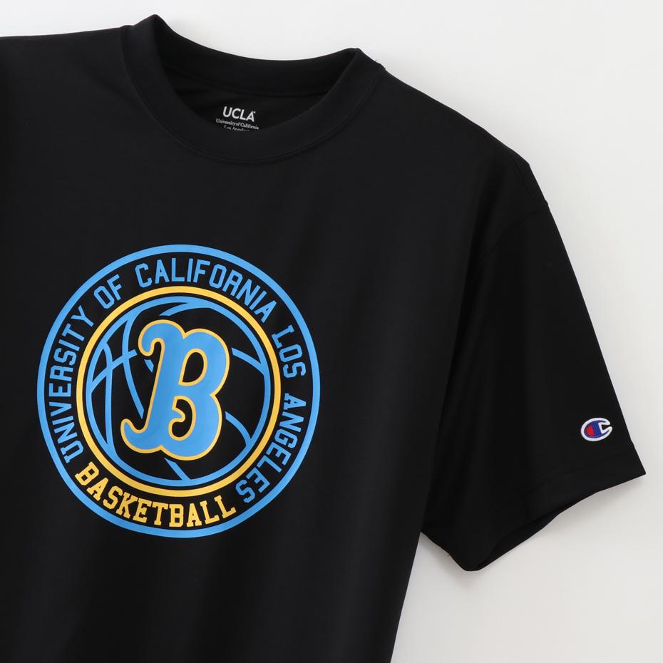 チャンピオン UCLA プラクティスTシャツ【C3-MB364 090】