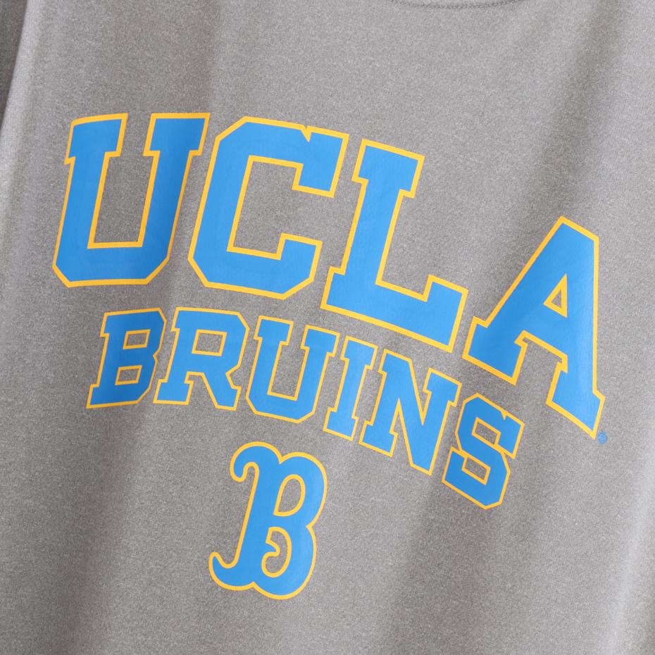 チャンピオン UCLA プラクティスTシャツ【C3-MB365 070】
