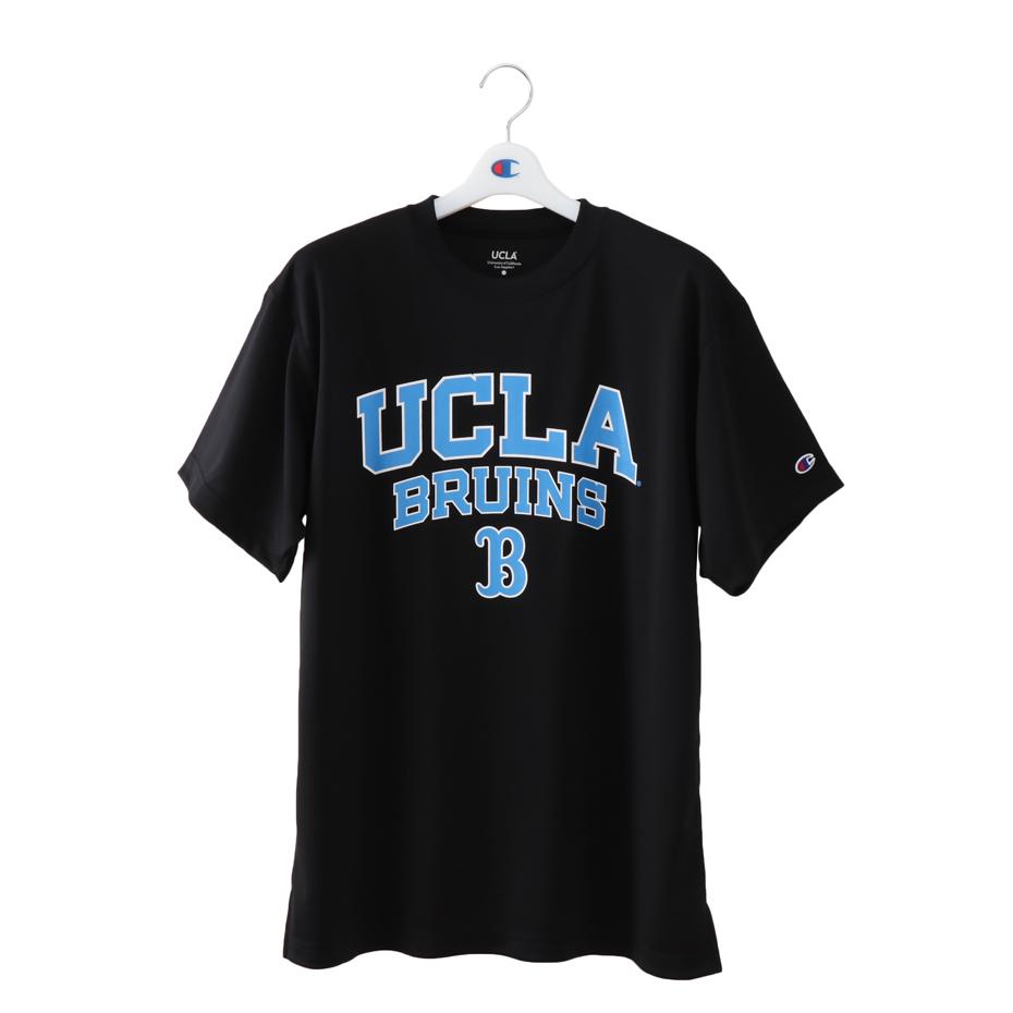 チャンピオン UCLA プラクティスTシャツ【C3-MB365 090】