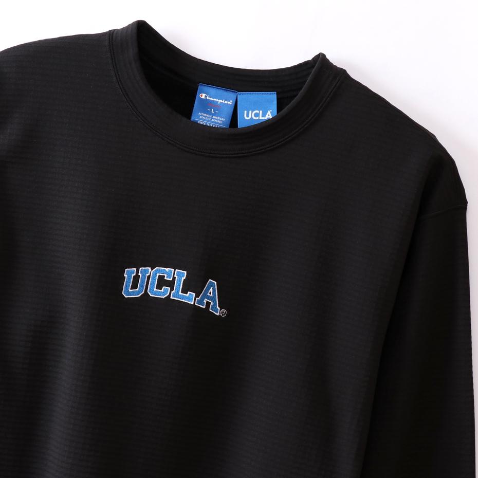 チャンピオン UCLA PRACTICE LONG T【C3-NB467 090】